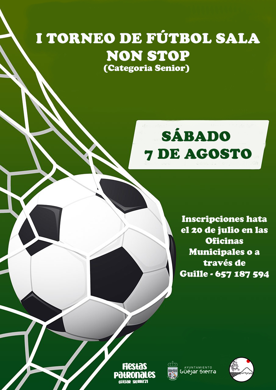 FIESTAS – Torneo de fútbol sala NON STOP