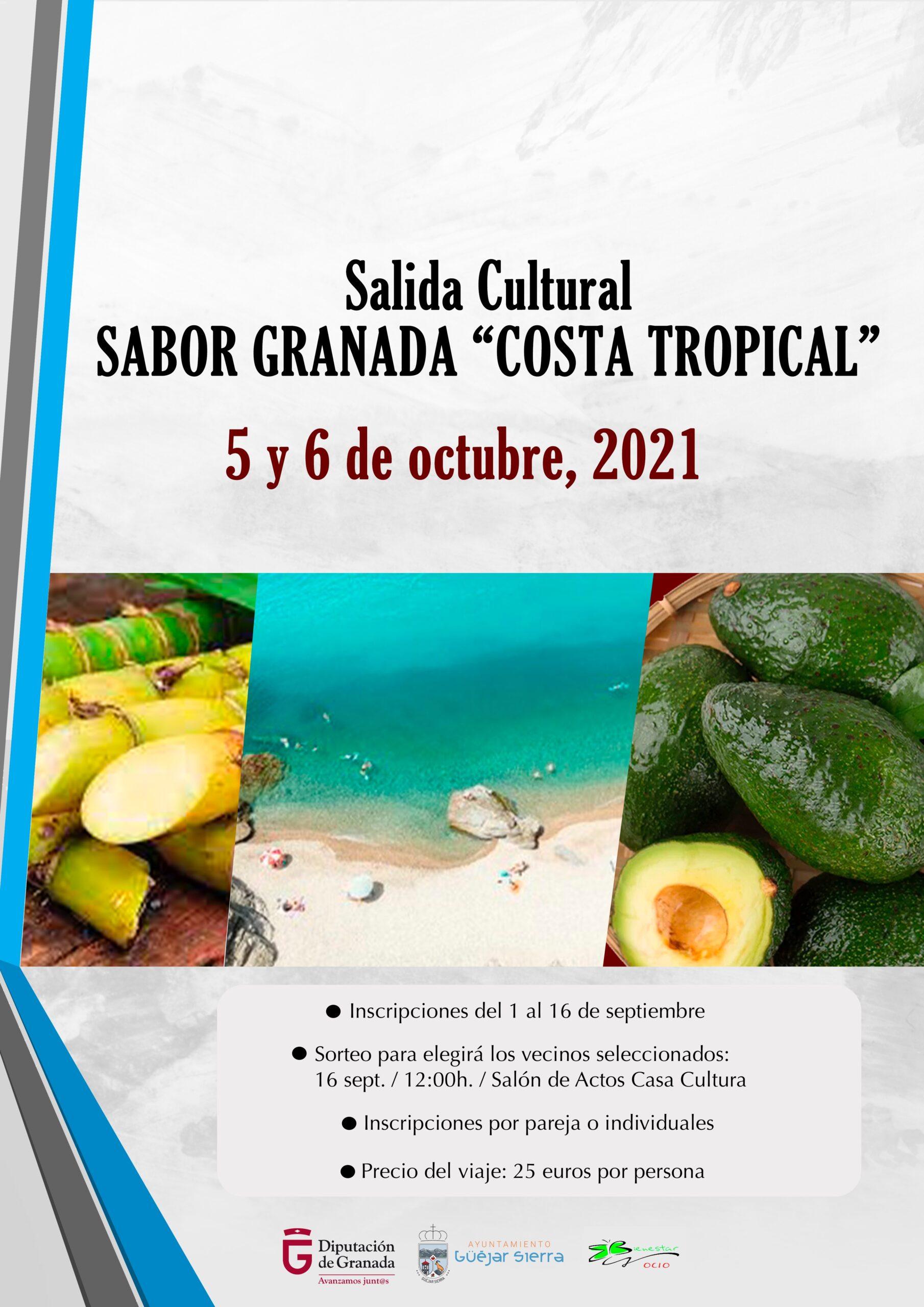 Salida cultural Costa Tropical
