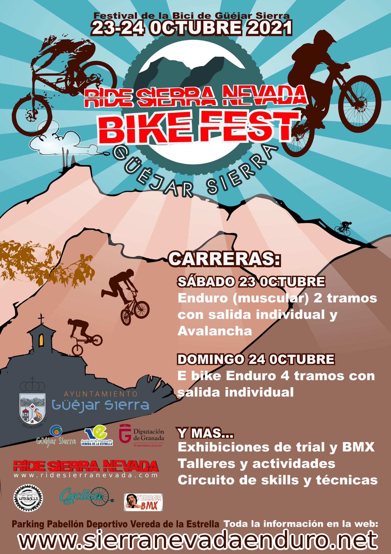 Ride Sierra Nevada Bike Fest